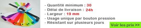 Vinyle sans marquage - 19mm